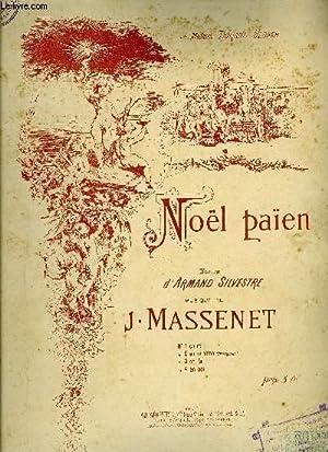 NOEL PAIEN: MASSENET J. / SILVESTRE Armand