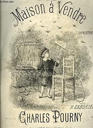 MAISON A VENDRE: POURNY Charles / GABORIAU H.