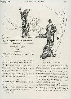 LA CONSTRUCTION MODERNE - N°39 - 26: RUMLER E /