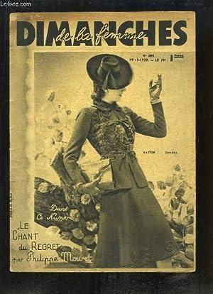 Dimanches de la Femme N°195 : Le Chant du Regert, par Philippe Mouret.: VIGNON Suzanne & COLLECTIF