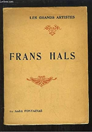 Frans Hals: FONTAINAS André