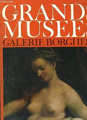 LE MONDE DES GRANDS MUSEES N° 18. GALERIE BORGHESE. AVRIL 1970.: COLLECTIF.