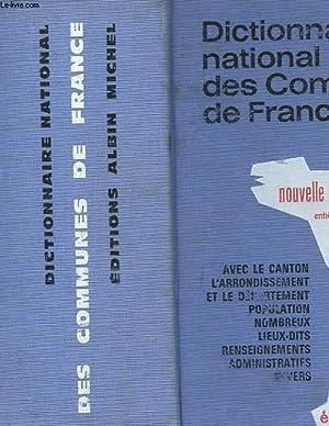 DICTIONNAIRE NATIONAL DES COMMUNES DE FRANCE: MEYRAT