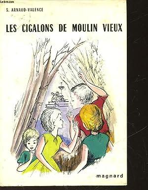 LES CIGALONS DE MOULIN-VIEUX: ARNAUD-VALENCE SUZY