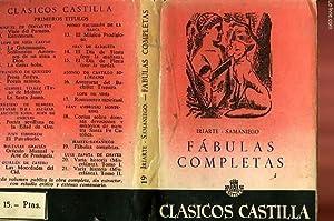FABULAS COMPLETAS: IRIARTE / SAMANIEGO