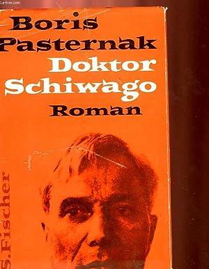 DOKTOR SCHIWAGO: PASTERNAK Boris