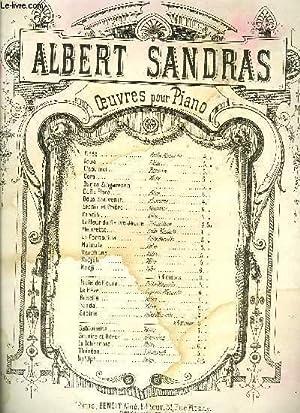 LE REVE: SANDRAS Albert