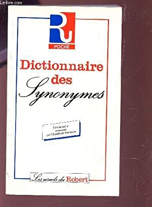 DICTIONNAIRE DES SYNONYLES.: COLLECTIF