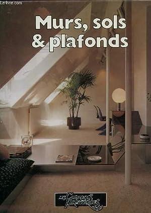 MURS, SOLS ET PLAFONDS / BRICOLAGE III: COLLECTIF