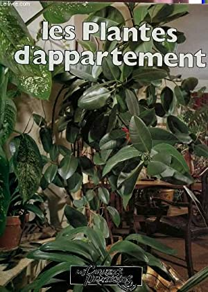 """LES PLANTES D'APPARTEMENT / COLLECTION """"LES CARNETS: COLLECTIF"""