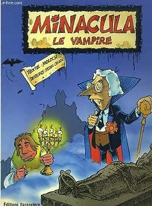 MINACULA LE VAMPIRE: MOLOCH, JEAN-JEAN