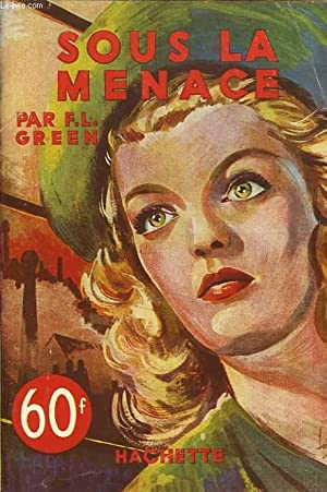 SOUS LA MENACE (ON THE EDGE OF THE SEA): GREEN F.L.