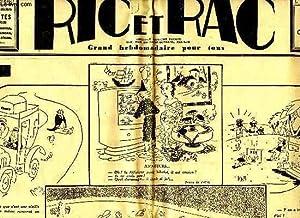 RIC ET RAC, N° 466, 9 FEV. 1938: COLLECTIF