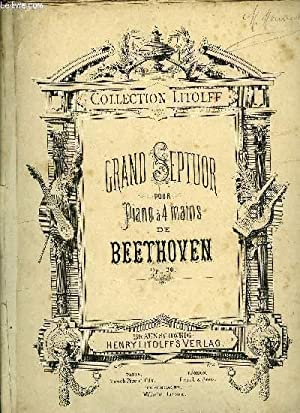 GRAND SEPTUOR: BEETHOVEN