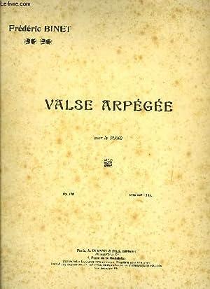 VALSE ARPEGEE: BINET Frédéric