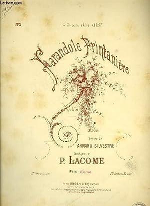 FARANDOLE PRINTANIERE: LACOME P. / SILVESTRE Armand