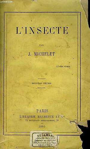 L'INSECTE: MICHELET J.