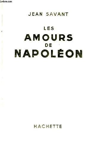 LES AMOURS DE NAPOLEON: SAVANT Jean