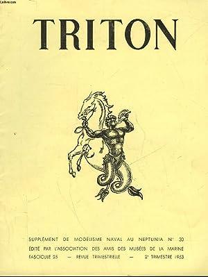 TRITON - FASCICULE N°25: COLLECTIF