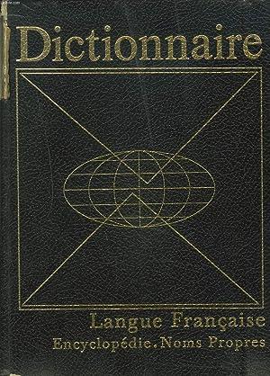 DICTIONNAIRE HACHETTE. LANGUE, ENCYCLOPEDIE, NOMS PROPRES.: COLLECTIF