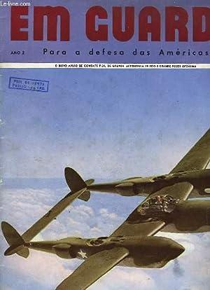 EM GUARDA, PARA A DEFESA DAS AMERICAS, ANO 2, N° 3: COLLECTIF