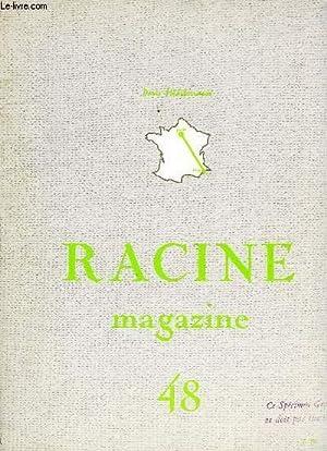 PARIS-MEDITERRANEE, RACINE MAGAZINE, N° 48: COLLECTIF