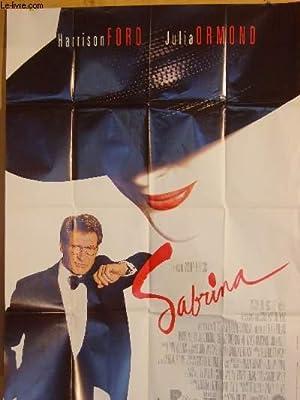 Harrison Ford Julia Ormond Affiche De Cinema Sabrina Abebooks