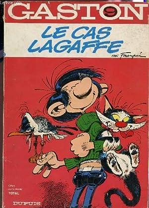 GASTON - LE CAS LAGAFFE.: FRANQUIN