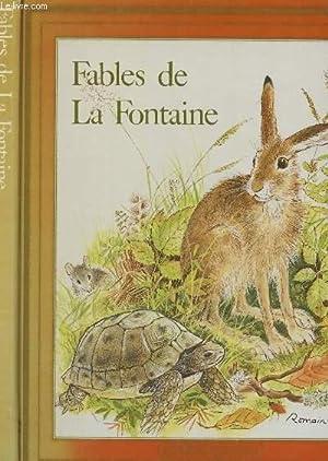 FABLES DE LA FONTAINE.: LA FONTAINE