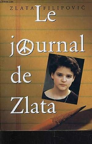 LE JOURNAL DE ZLATA.: FILIPOVIC ZLATA