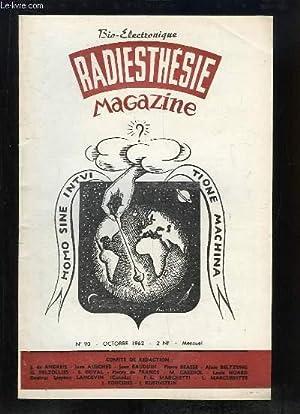 Radiesthésie - Psychic - Magazine N°90 : Consultation - Histoire vécue et choses vues - De la Magie...