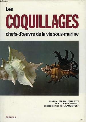 LES COQUILLAGES, CHEFS-D'OEUVRE DE LA VIE SOUS-AMRINE: STIX HUGH & MARGUERITE, TUCKER ABBOTT R...