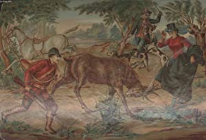 CHROMOLITHOGRAPHIE - CHASSE