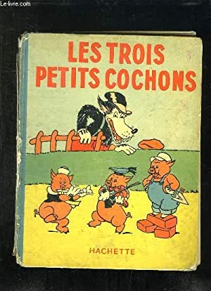 LES TROIS PETITS COCHONS.: WALT DISNEY.