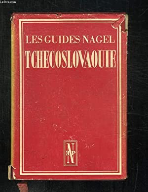 TCHECOSLOVAQUIE. LES GUIDES NAGEL.: COLLECTIF.