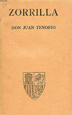 DON JUAN TENORIO: ZORRILLA José