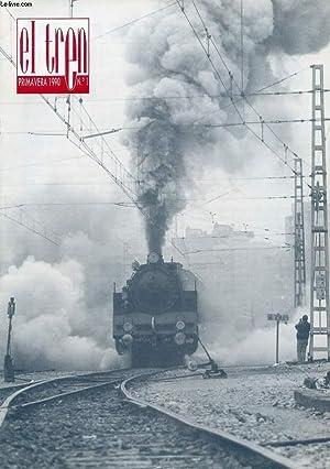 EL TREN, N° 1, PRIMAVERA 1990: COLLECTIF