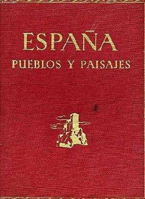 ESPAÑA, II, PUEBLOS Y PAISAJES: ORTIZ ECHAGÜE José