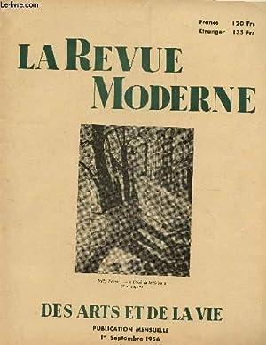 LA REVUE MODERNE DES ARTS ET DE: COLLECTIF