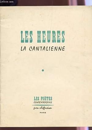 LES HEURES - LA CANTALIENNE: GUIHOT-JOUATRE ? / FOUSSIER-MAZEYRAC PAULE