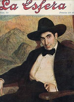LA ESFERA, AÑO II, N° 93, OCT. 1915, ILUSTRACION MUNDIAL: COLLECTIF