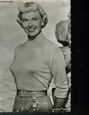 CARTE POSTALE - DORIS DAY