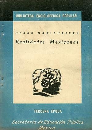REALIDADES MEXICANAS: GARIZURIELA CESAR