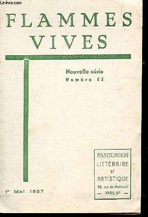 FLAMMES VIVES - NUMERO 52 - 1eR: COLLECTIF