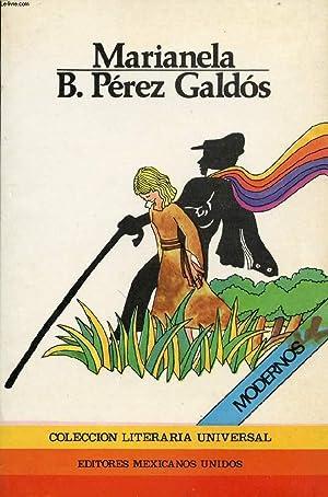 MARIANELA: PEREZ GALDOS Benito