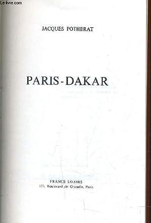 PARIS-DAKAR.: POTHERAT JACQUES
