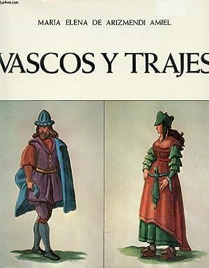 VASCOS Y TRAJES, 2 TOMOS: ARIZMENDI AMIEL MARIA ELENA DE