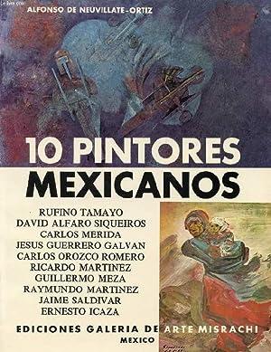 10 PINTORES MEXICANOS: NEUVILLATE-ORTIZ ALFONSO
