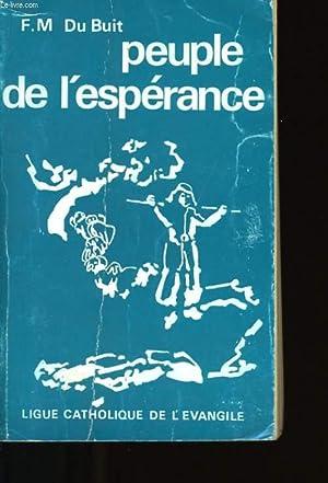 PEUPLE DE L'ESPERANCE.: F.M DE BUIT.