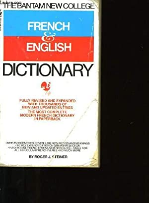 DICTIONARY FRENCH / ENGLISH.: ROGER J. STEINER.